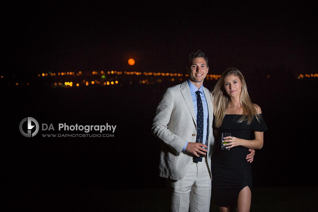 Photographers for Burlington Golf Wedding