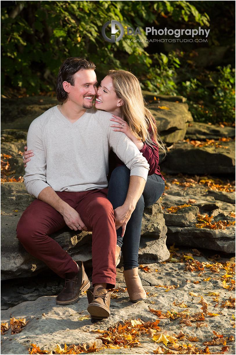 Engagement Photos in Niagara