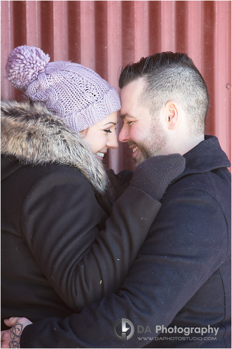 Engagement Photos in Port Perry
