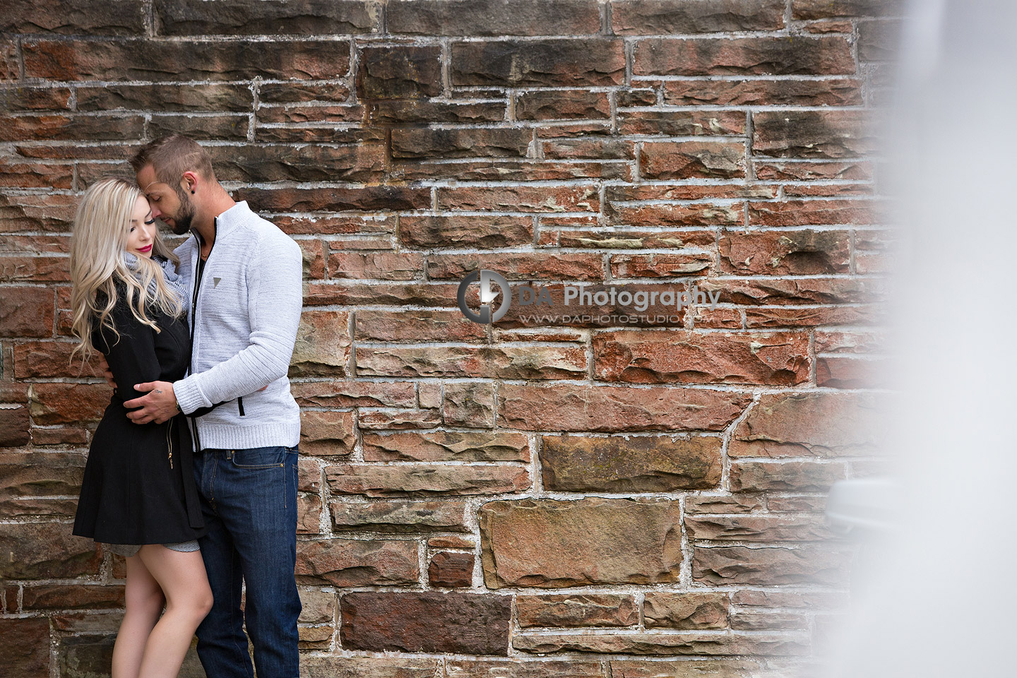 Fall Engagement Photography at Paletta Mansion