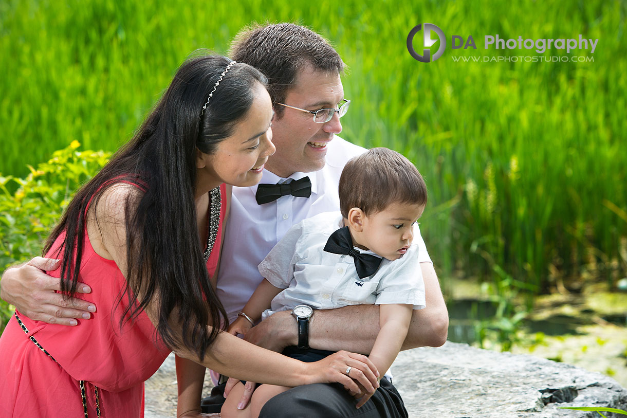 Family Photographers at Humber Bay East Park