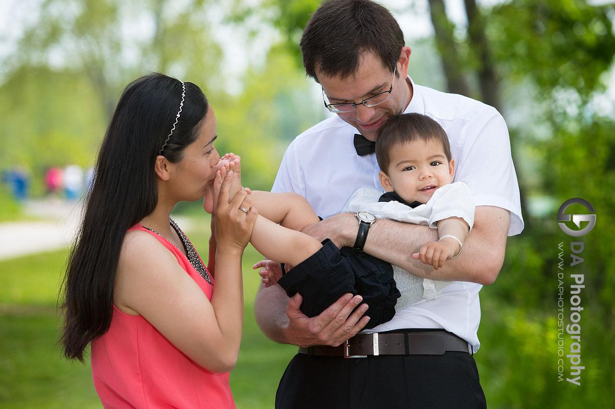 Humber Bay East Park Family Photographers