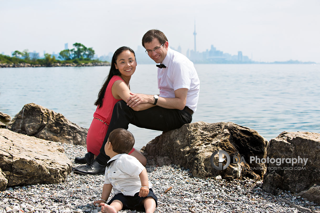 Humber Bay Family Photographer