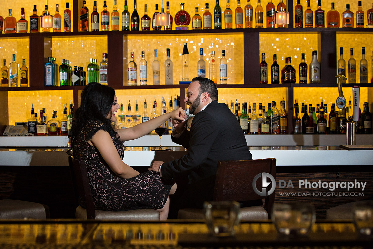 Proof Bar Engagement Photos