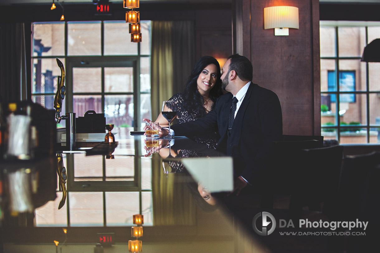 Best Photographer for Proof Bar Engagement