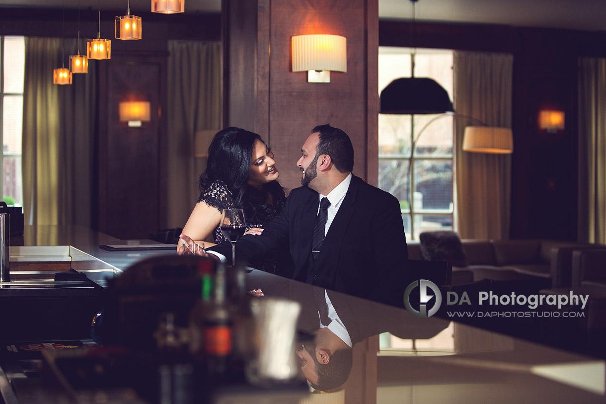Proof Bar Engagement Photographers
