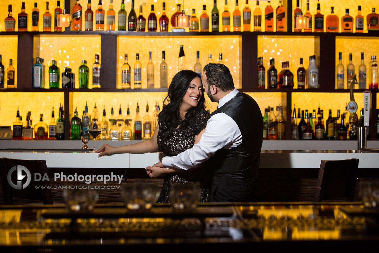 Proof Bar Engagement Photographer