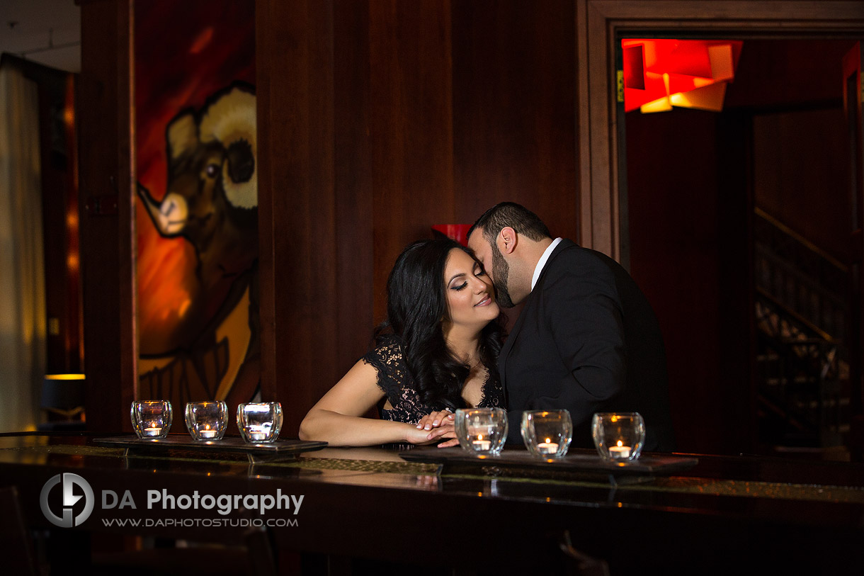 Proof Bar Engagement Photography