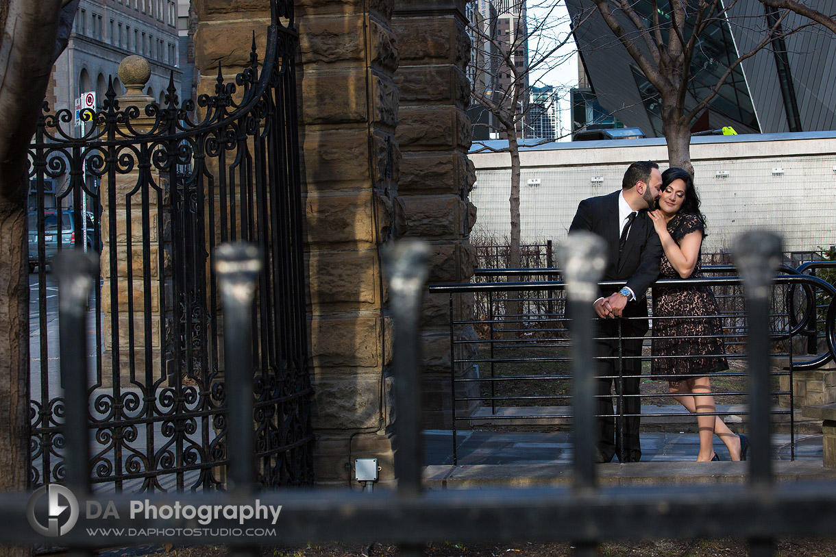 Engagement Photography in Yorkville