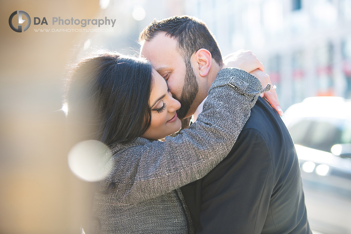 Yorkville Engagement Photography