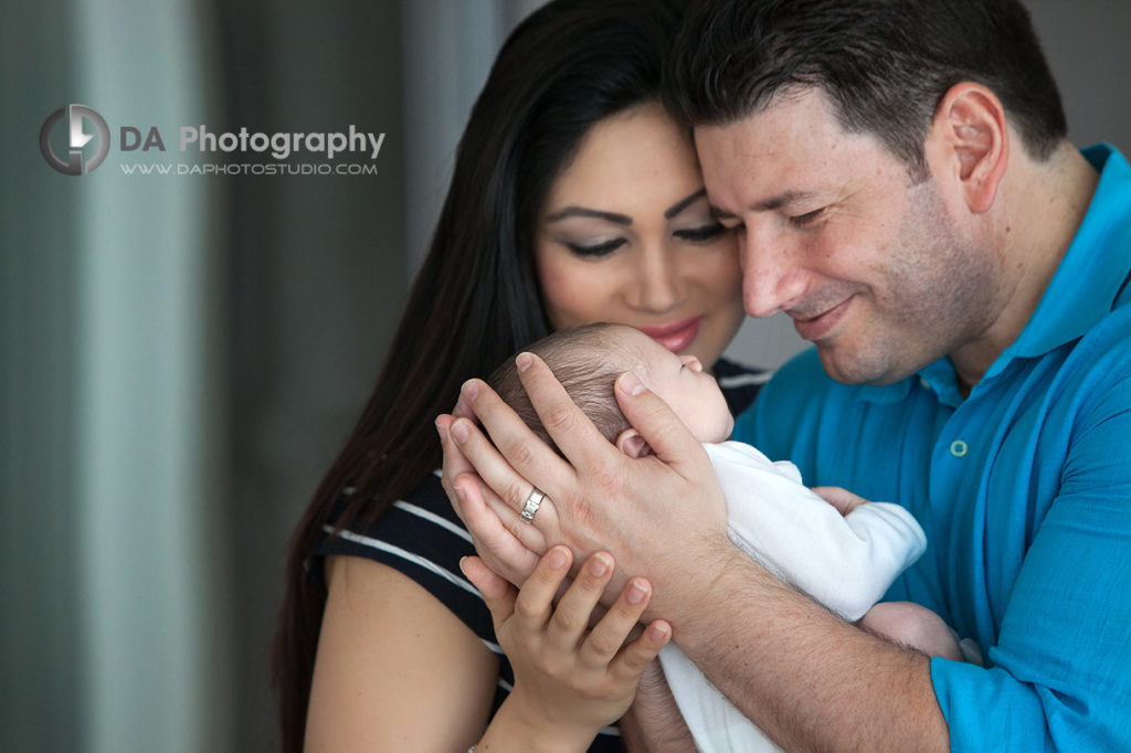 Lifestyle Baby Session in Toronto