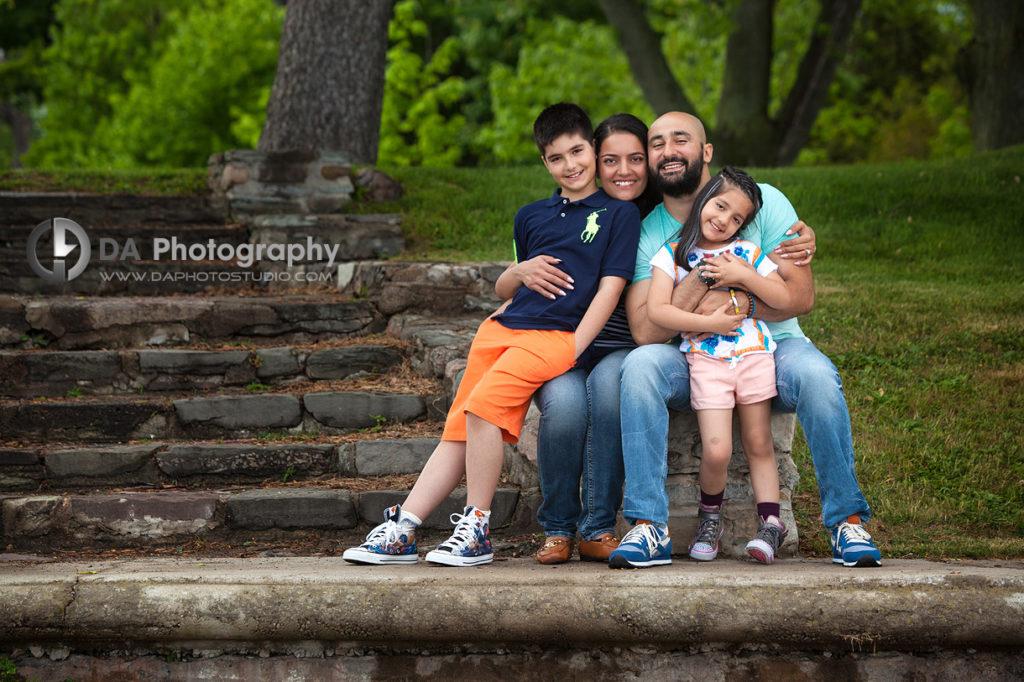 Spring Family Birthday Photos