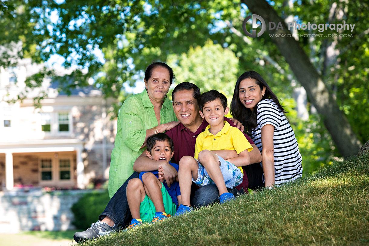 Family Photographers in Burlington
