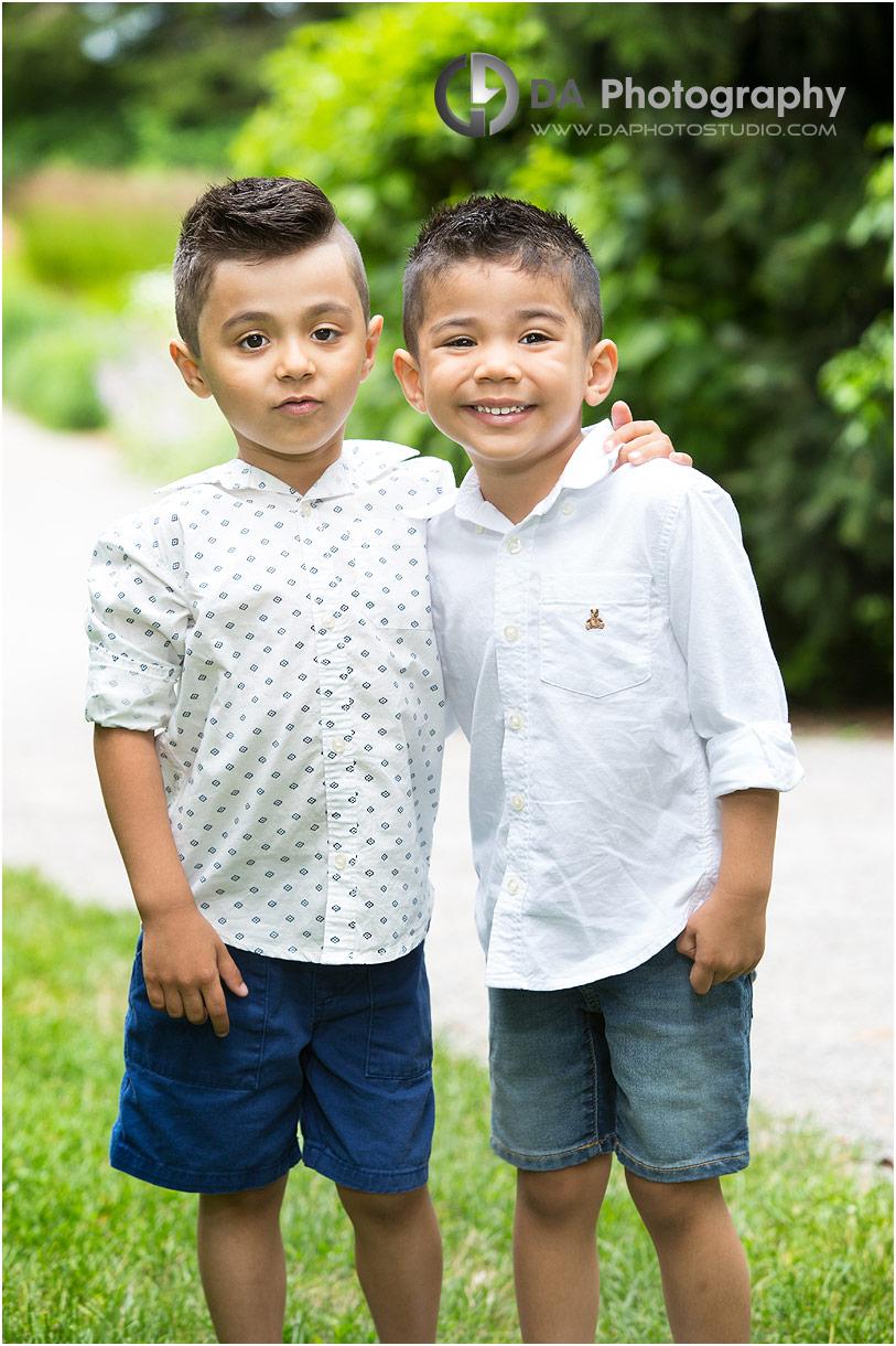 Children Photos in Summer