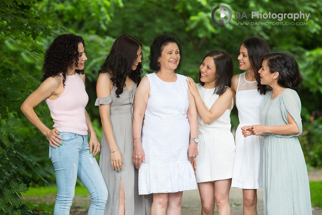 Guelph Family Group Photos
