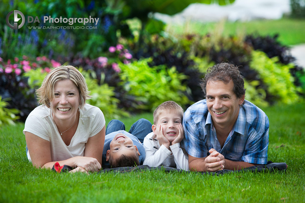Summer Family Photos in Guelph