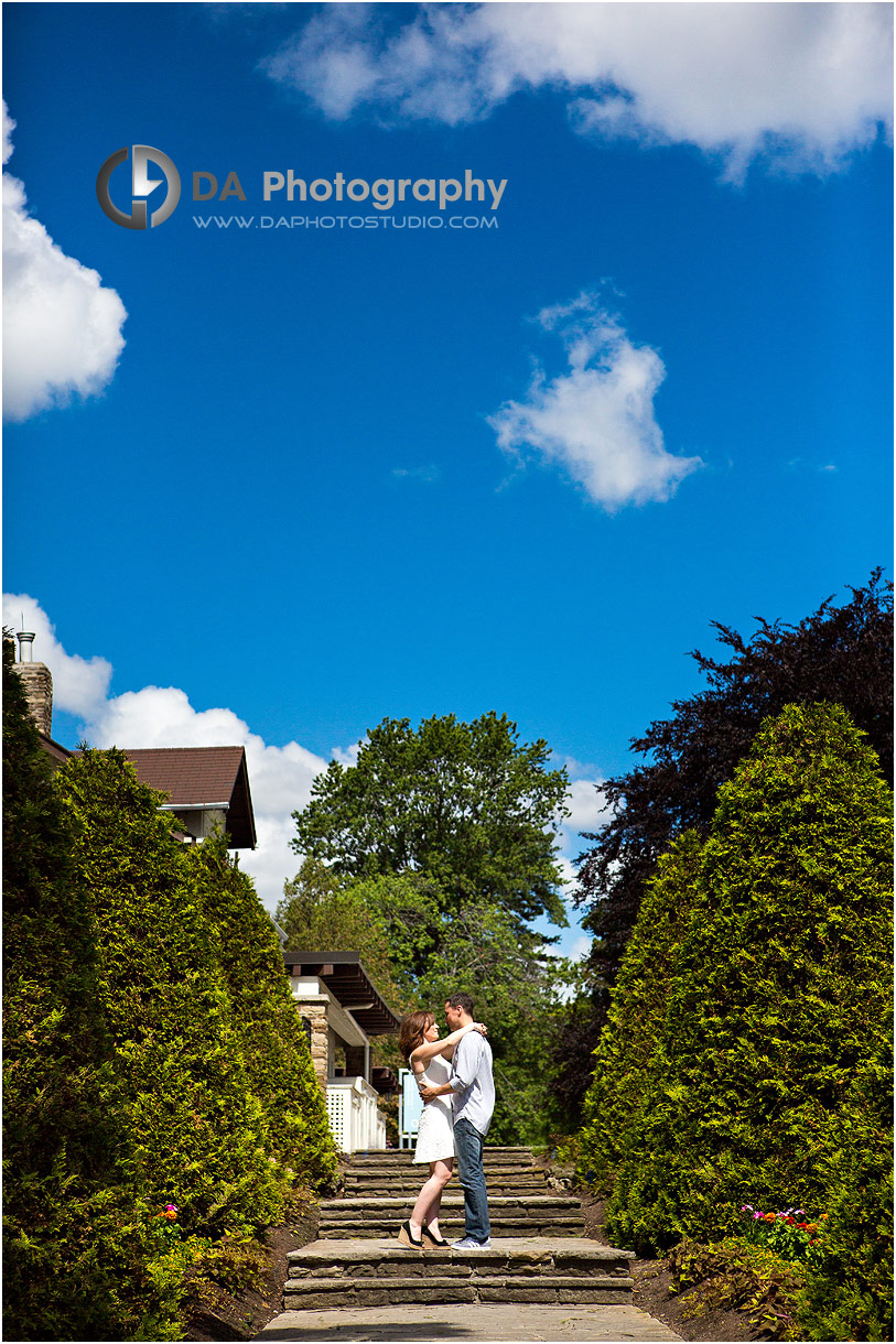 Engagement Photography at Gairloch Gardens