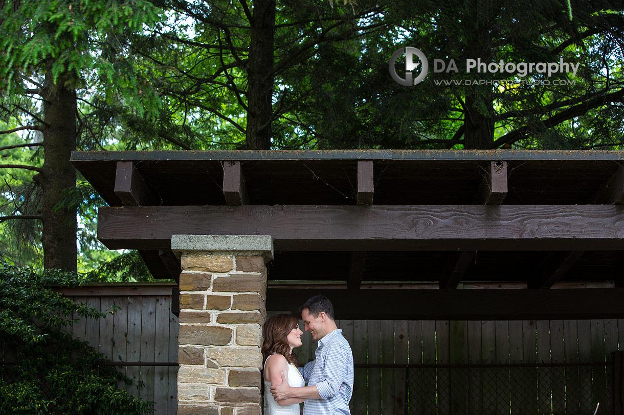 Top Oakville Engagement Photographer for Gairoch Gardens