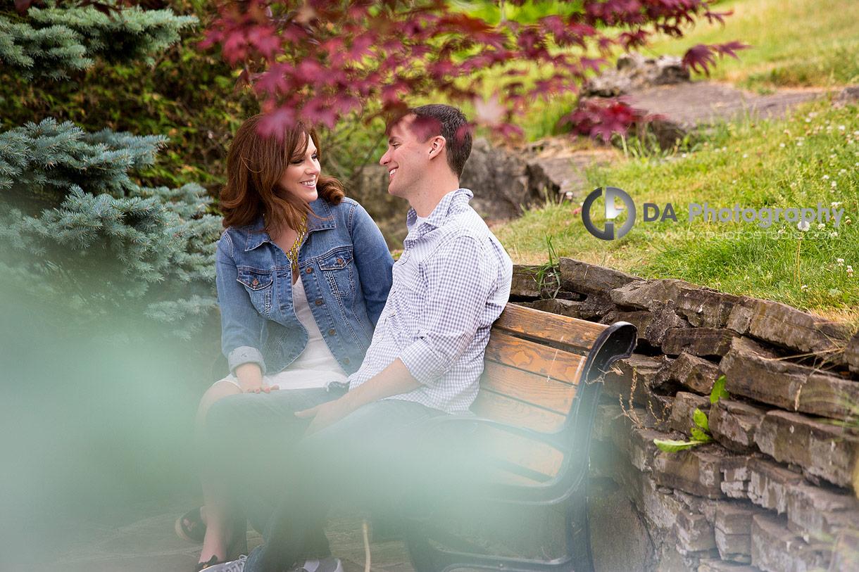 Oakville engagement photos