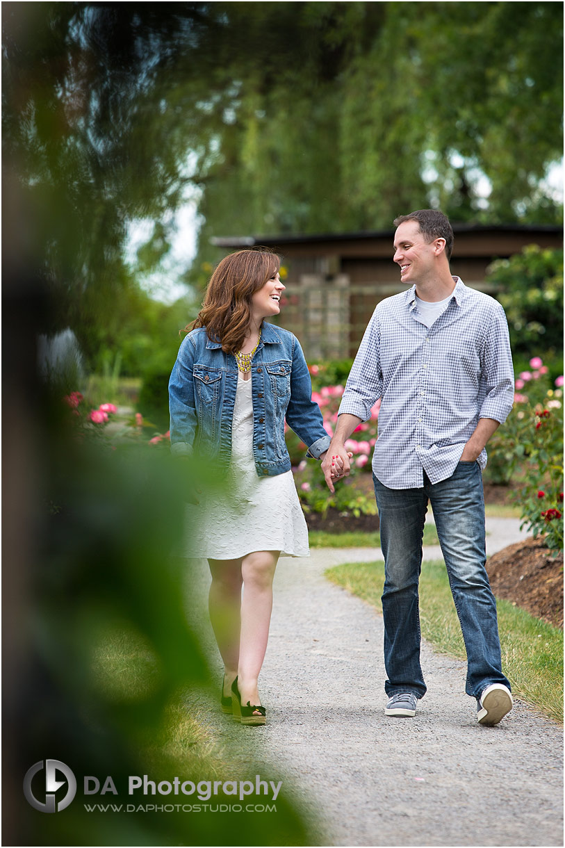 Lifestyle Oakville Engagement Photos
