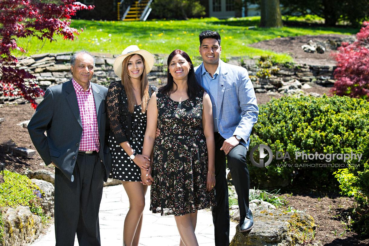 Family Photos at Gairloch Gardens