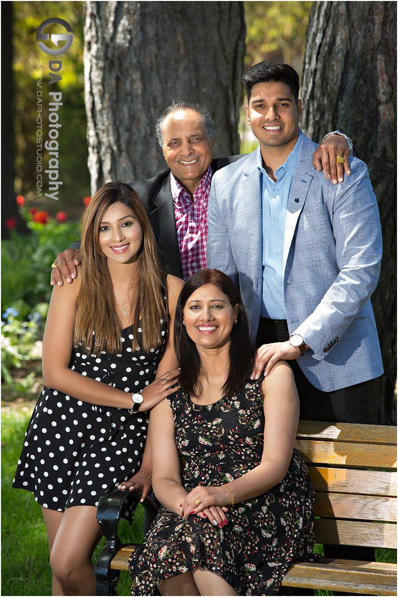 Best Oakville Family photo locations