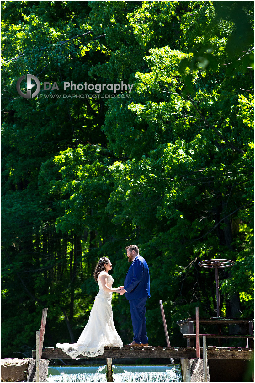 The Falls Inn and Spa Wedding Photos