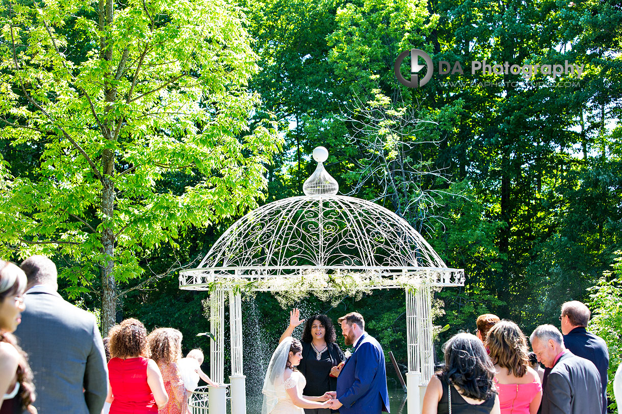 Wedding Ceremonies at The Falls Inn and Spa in Walter Falls