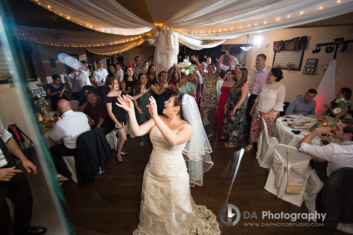 The Falls Inn and Spa Wedding Receptions