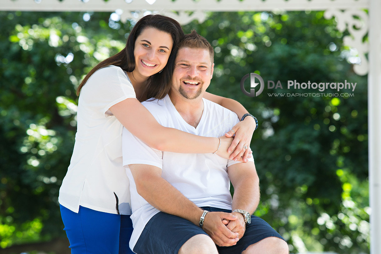Couple Photography at Gage Park