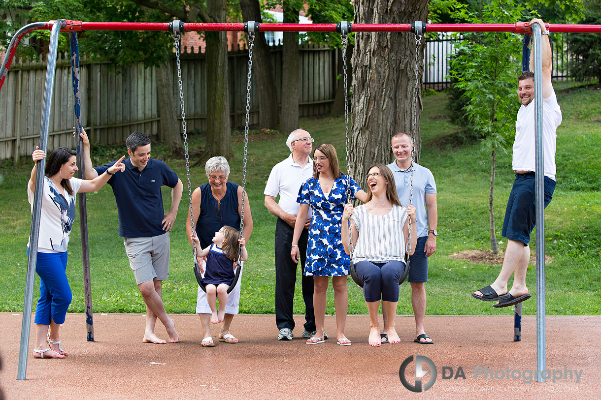 Best Photographers for Family Photos at Gage Park