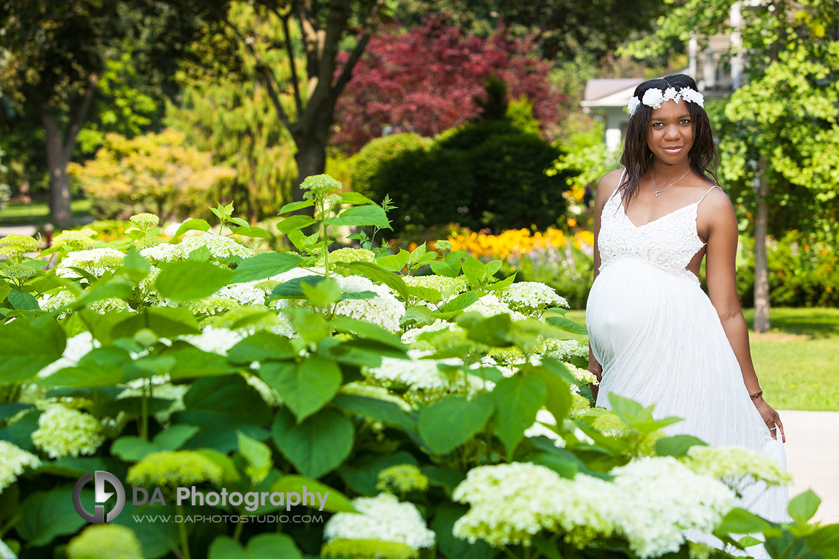 Gairloch Gardens maternity pictures