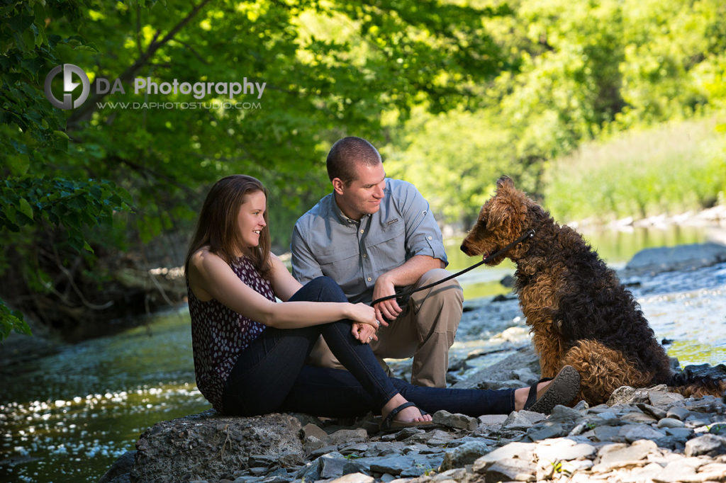 Maurice J. Breen Park Engagement Pictures