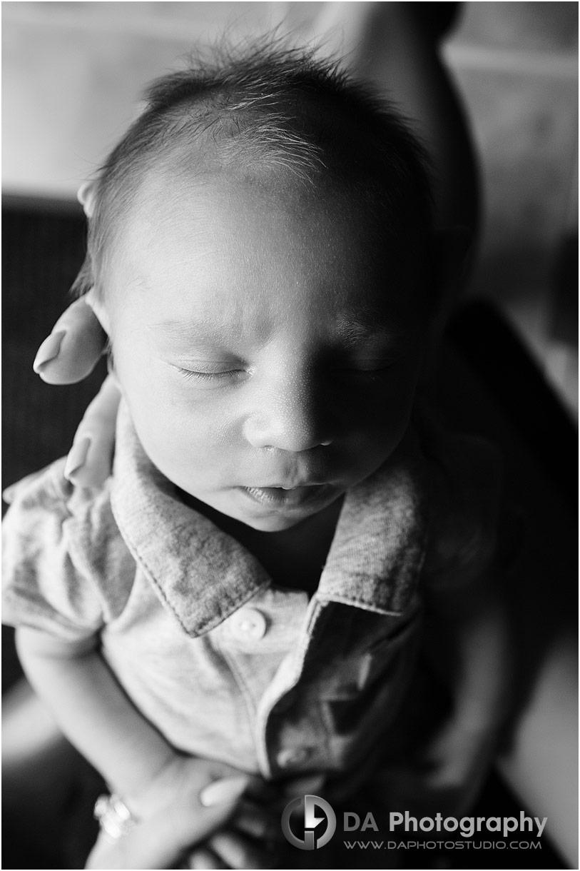 Newborn Photos in Guelph