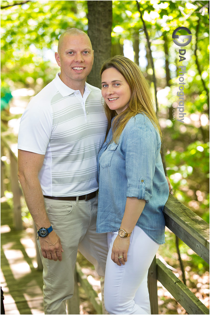 Couples Portrait in Guelph