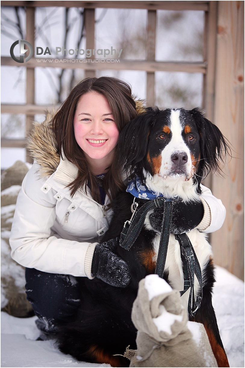 Pets Winter Session at Riverwood Conservancy