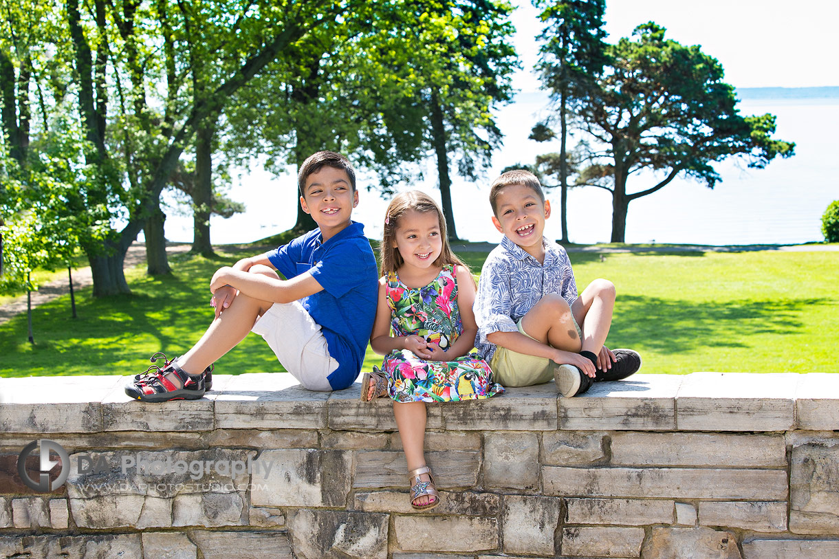 Picture Day at Paletta Mansion