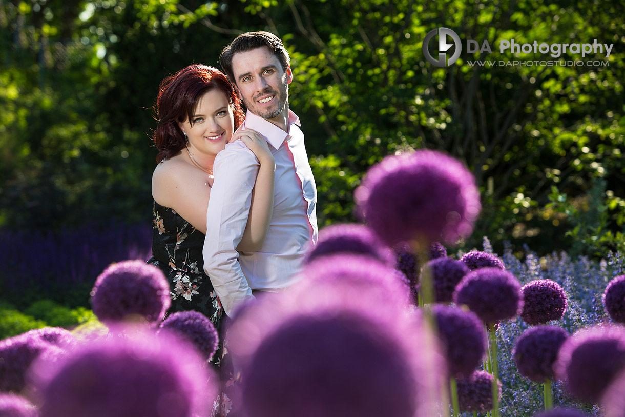Best Photographer for Rock Garden engagement