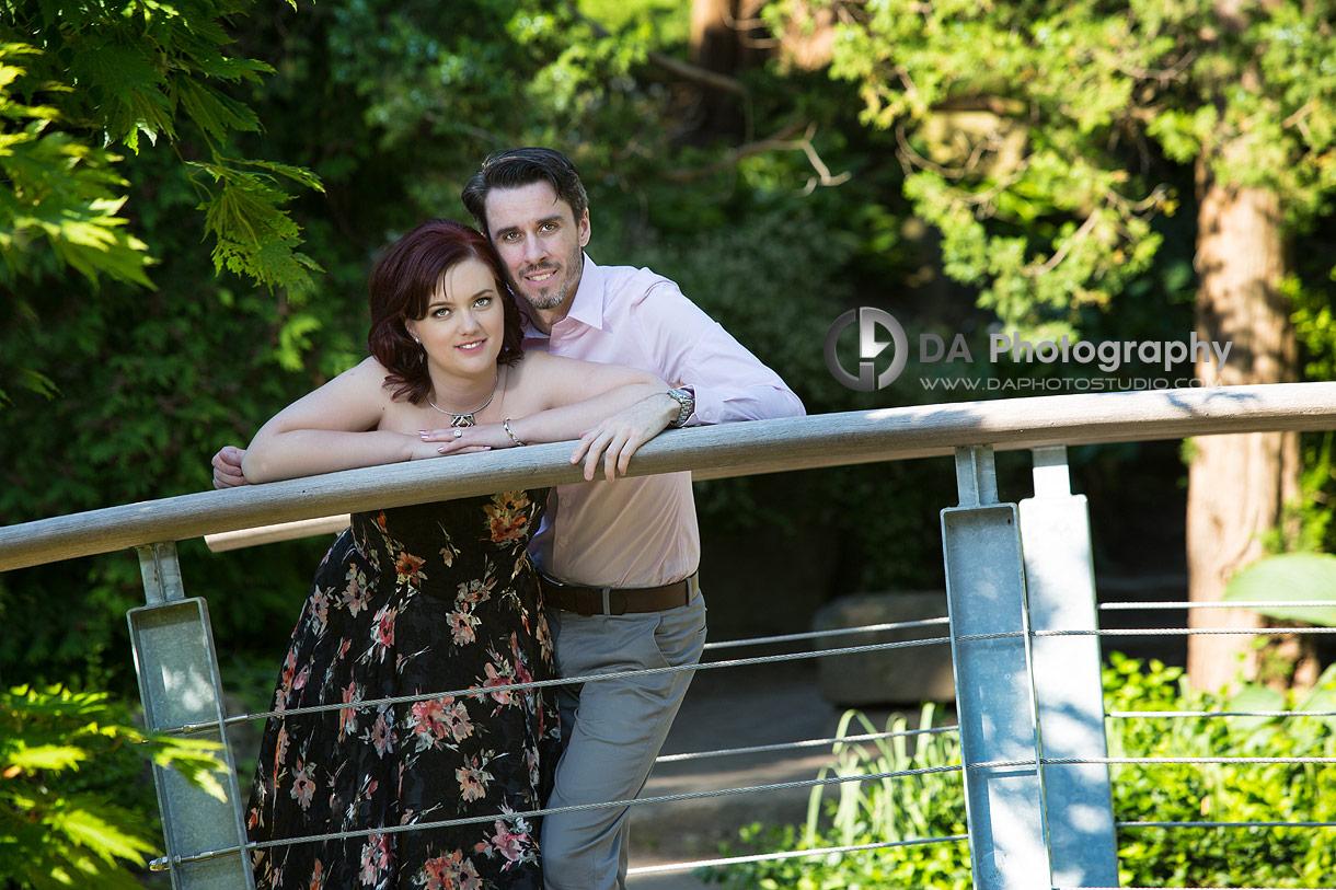 Top Photographer for Rock Garden engagement
