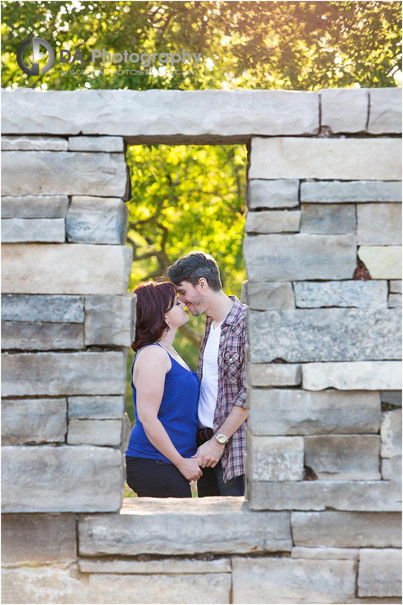 Rock Garden Engagement Pictures