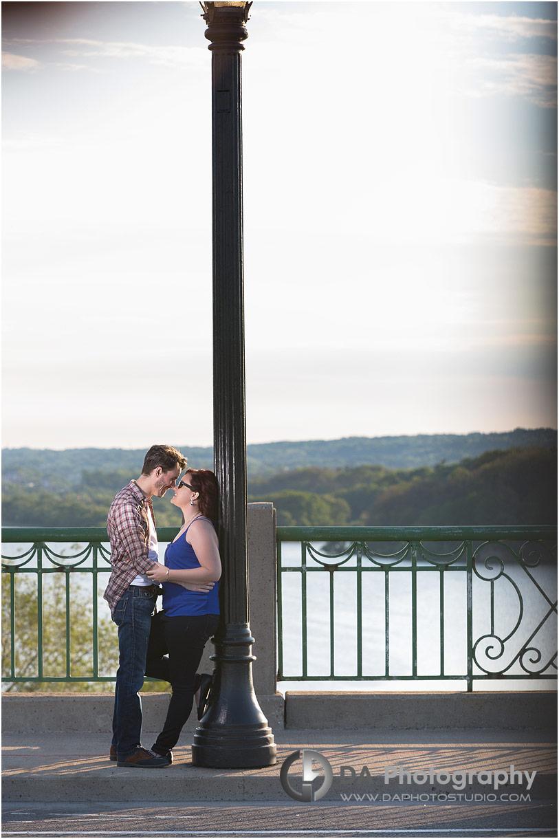 McQuesten High Level Bridge Engagement Photography