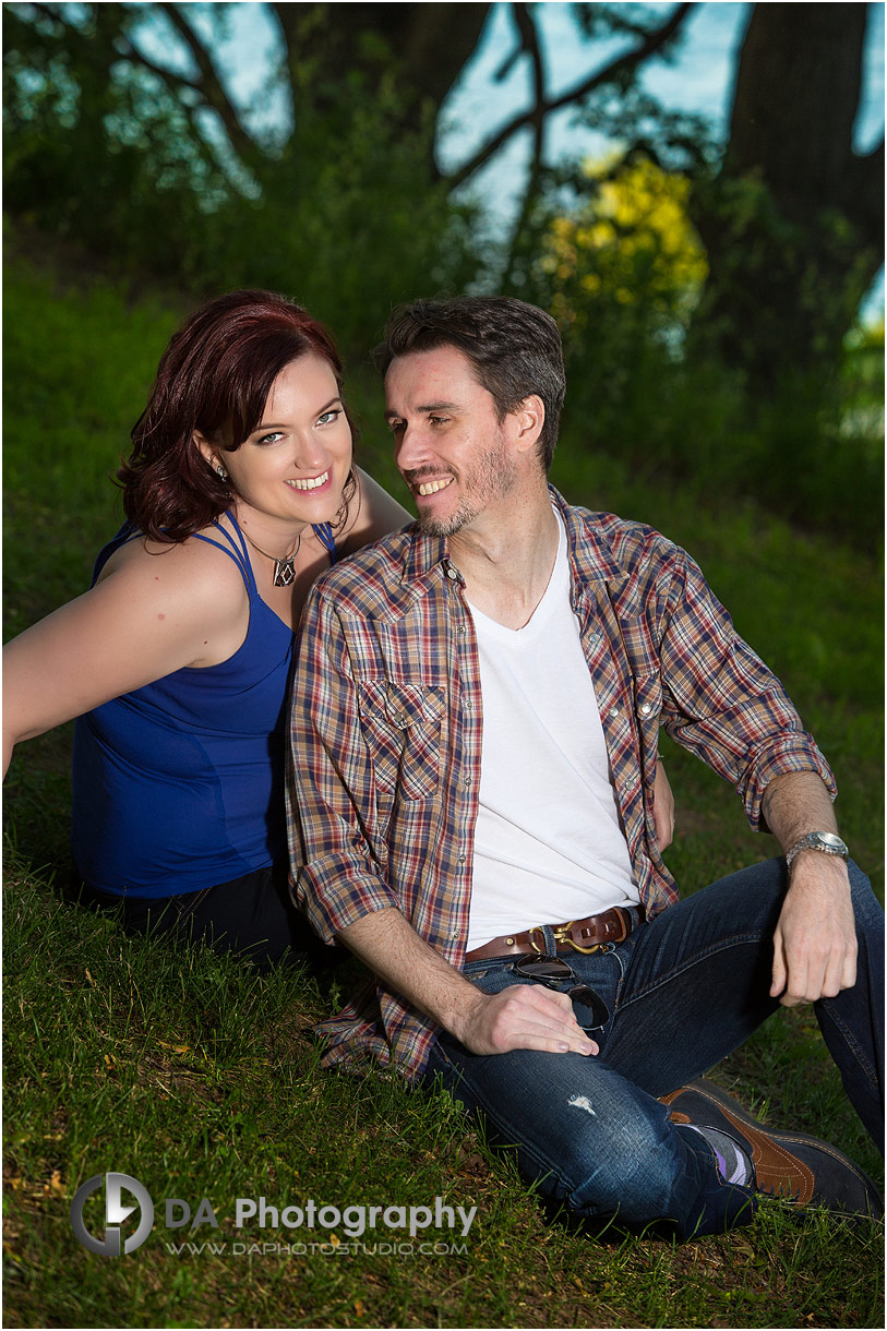 Top Photographer for Dundurn Castle Engagements