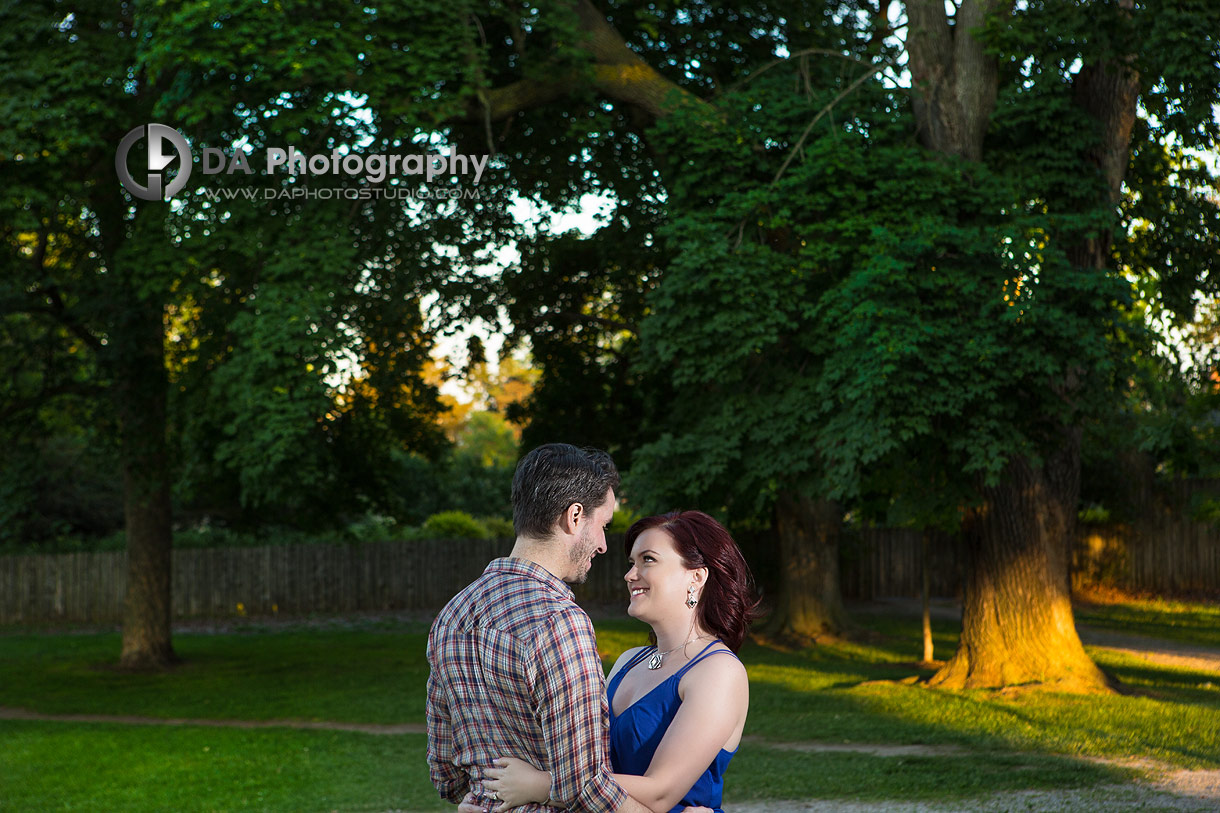 Top Photographer for Dundurn Castle Engagement