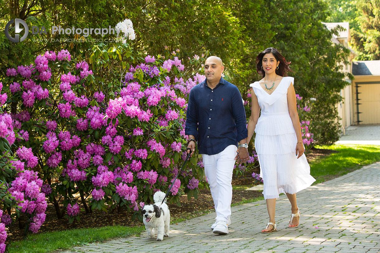 Paletta Mansion Engagement