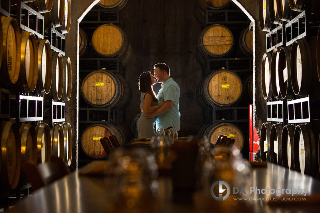 Creekside Estate Winery Engagements in Jordan