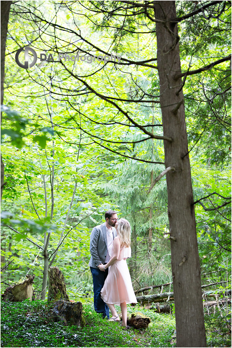 Top Photographer for Inglis Falls engagements