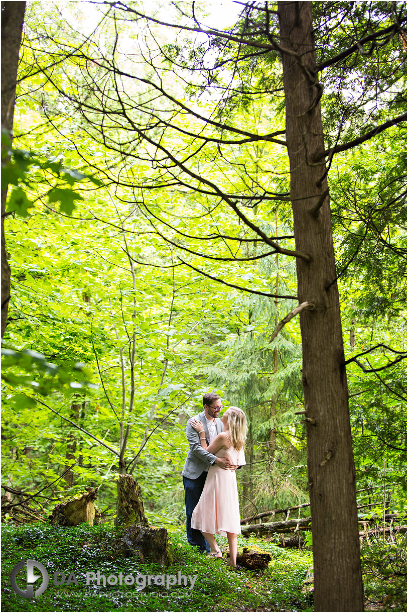Top Photographers for Inglis Falls engagement