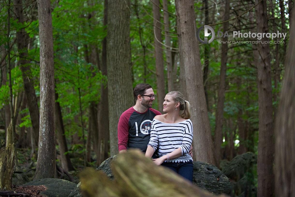 Top Engagement Photographer in Owen Sound