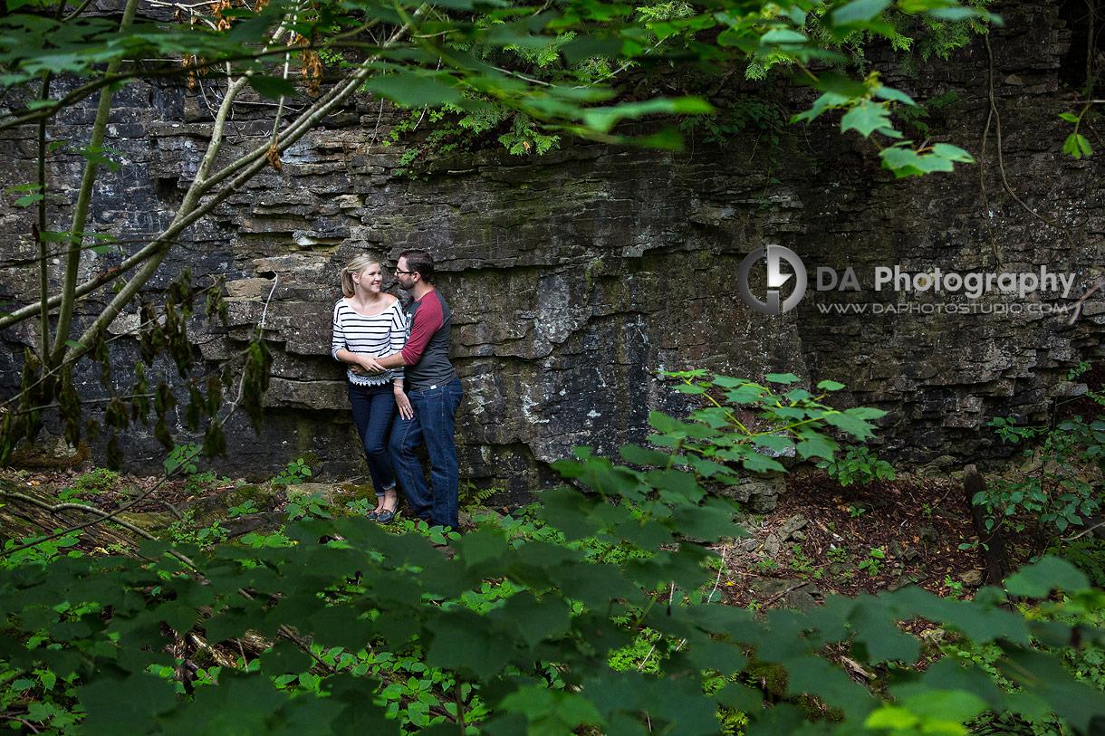 Best Engagement Photo Location in Owen Sound