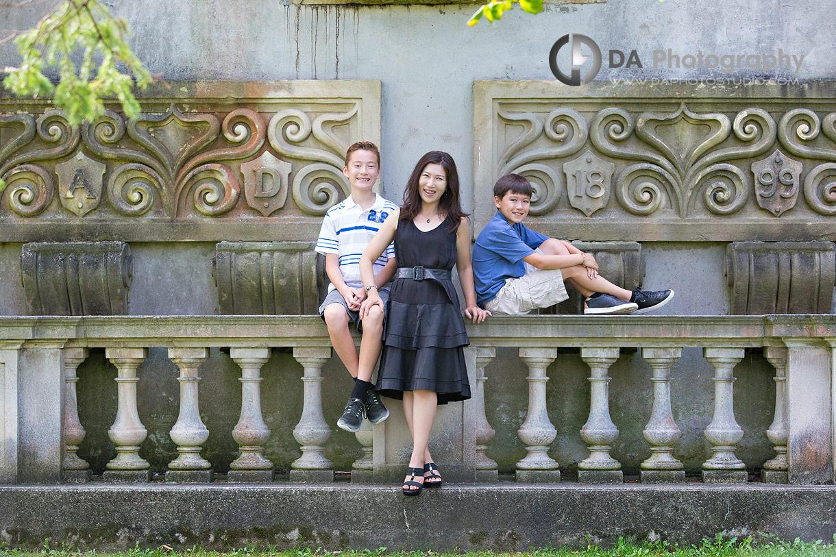 Family Photographers for The Guild Inn Estate